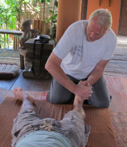 SomaVeda® Thai Yoga Thai Foot Reflexology
