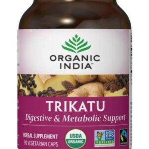 Trikatu Ayurveda Herbal Supplement