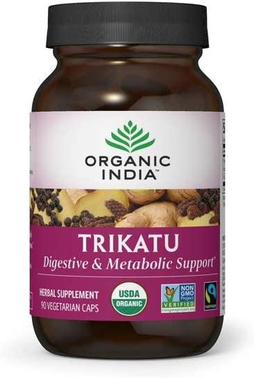 Trikatu Ayurveda Herbal Supplement