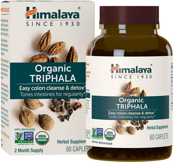 Himalaya Triphala, 60 Tab Bottle
